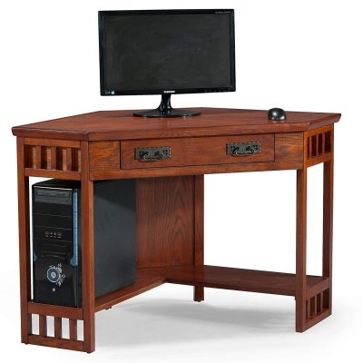 Leick Furniture Computer Corner Desk
