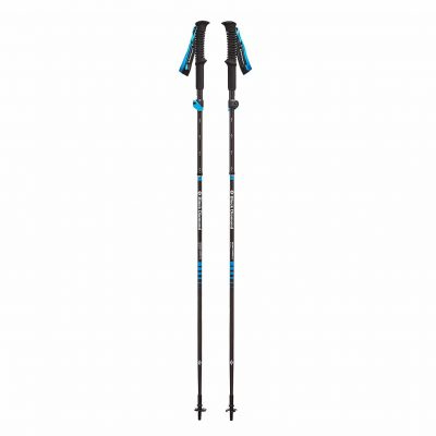 Black-Diamond-Alpine Carbon FLZ- Z Poles, 125