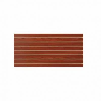 Retail Resource Cherry Easy Slatwall Panels