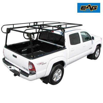 Adjustable EAG truck contractor staircase