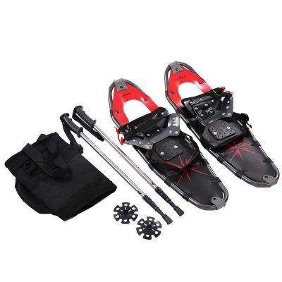Goplus Snowshoes All Terrain Sports with Carrying Bag