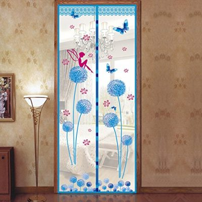 Hangrui Curtain Sliding Screen Door