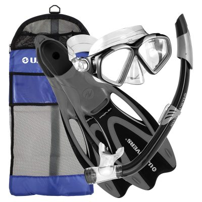 U.S. Drivers Adult Cozumel Snorkel Gear