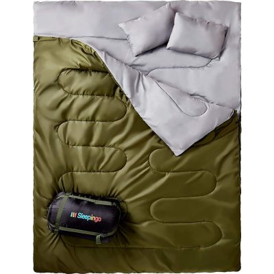 Sleeping Double Sleeping Bag