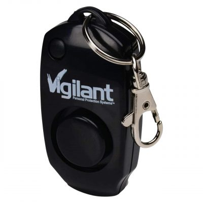 Vigilant 130dB Personal Alarm for Women and Kids