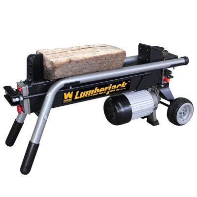WEN 6-Ton Electric Log Splitter, 56206