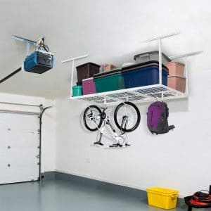 FLEXIMOUNTS Overhead Garage Storage Rack