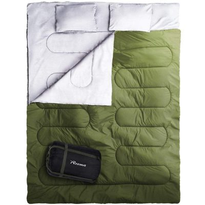 REEHUT Double Sleeping Bag