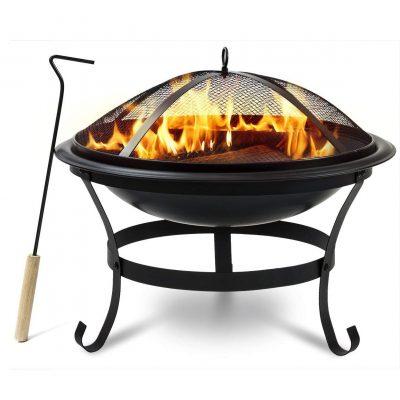 Sorbus 30-Inch Fire Pit Bowl