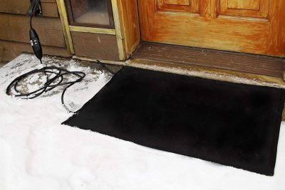 Summerstep Snow Melting-Heated Walkway Home Residential Mat, DM24X36C-RES