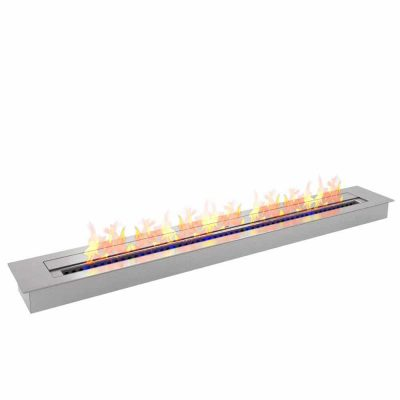 Regal Flame 9.9 Liter Bio Ethanol Electric Fireplace Insert