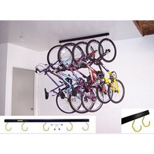 TITAN TRACK Overhead Storage Rack for Garage