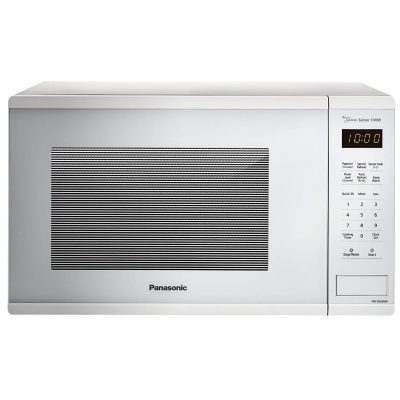 White Panasonic NN-SU656W Convection Oven