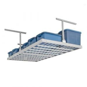 Monkey Bars 3x8 Overhead Garage Storage Rack