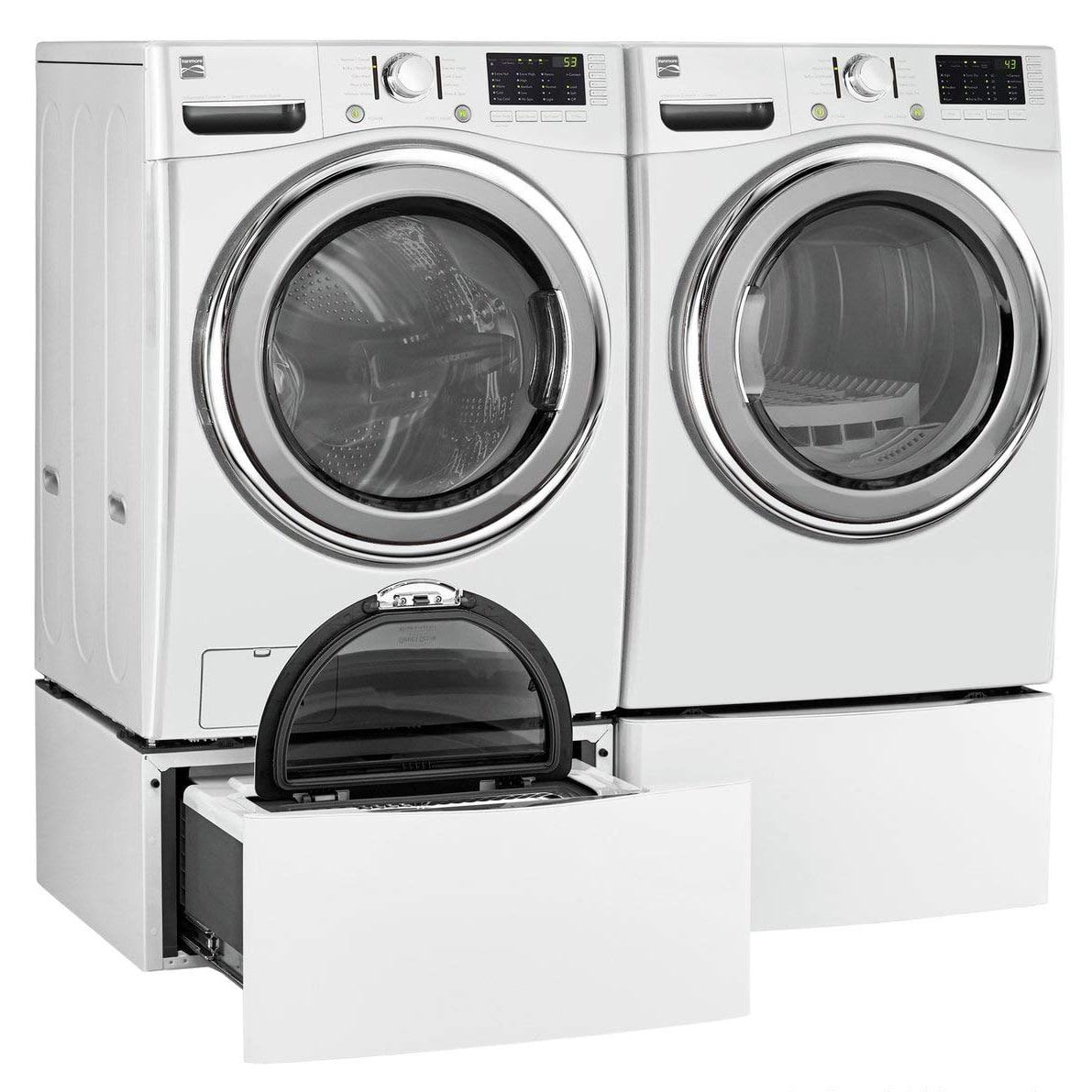 3.22 Cu.Ft Portable Front Load Tumble Laundry Dryer w//Stainless Steel Tub White Ideal for Home ROVSUN 13.2LBS Electric Compact Clothes Dryer Apartment RVs Dorm Touchpad Contro /& LED Display