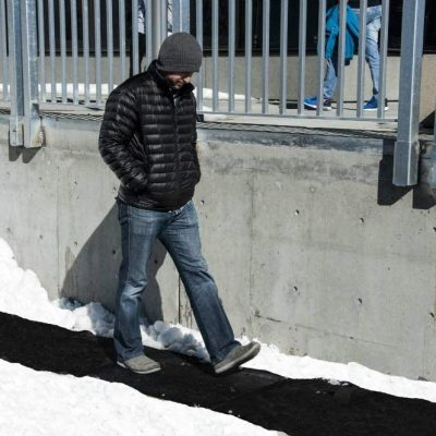 Summerstep WM24X60C-RES Snow Heated Melting Walkway-Mat