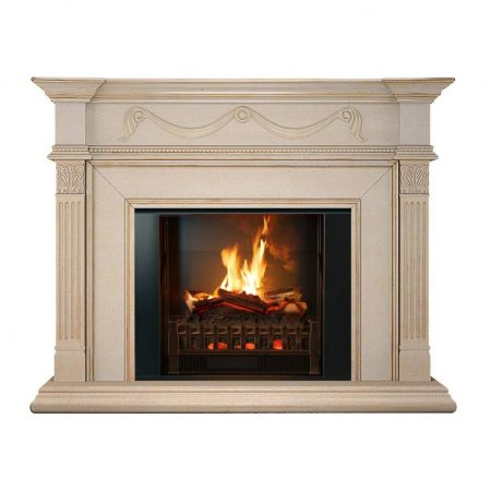 MagikFlame Electric Fireplace Insert 4,600 BTUs