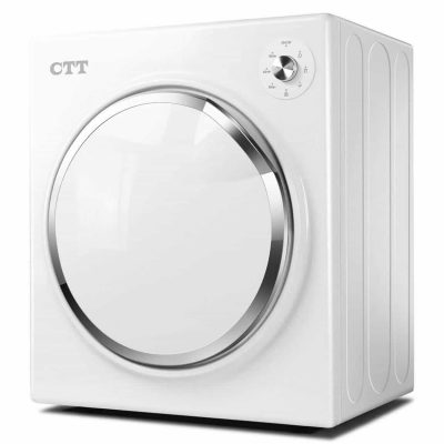 CTT 13lb Capacity intelligent compact portable tumble clothes dryer
