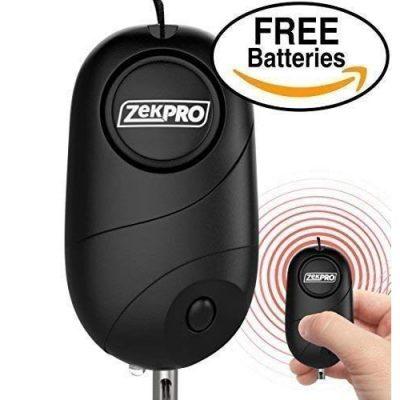 Zekpro Emergency Personal Alarm Self Defense Keychain