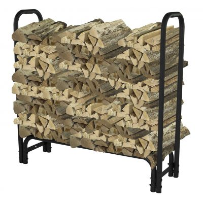 Pleasant Heart Firewood Rack