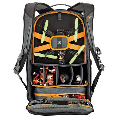 Lowepro Quad Guard Black Grey BP X2 Drone Backpack