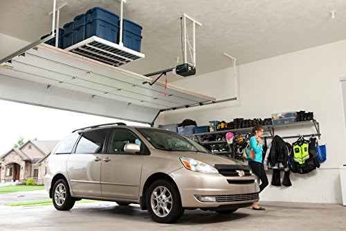 Top 10 Best Overhead Garage Storage in 2019 Reviews | Buyer's Guide