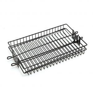 GrillPro 24785-1 Flat Spit Rotisserie Basket