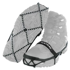 Yaktrax Pro Traction Ice Cleats