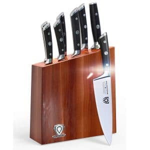 Dalstrong Gladiator Series 8 Pc kitchen Knife Set