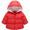 PlusStrong Kids Toddler Girls Winter Puffer Jacket