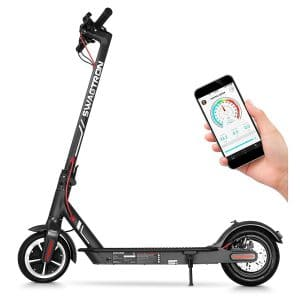Swagtron Swagger 5-Elite Portable and Foldable Electric Scooter