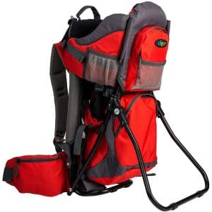 Clevr CRS600232 Cross Country Baby Backpack