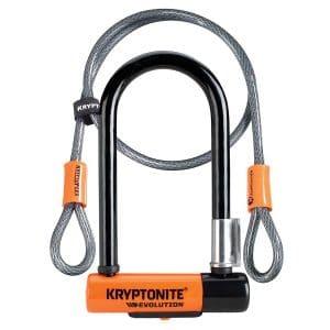 Kryptonite 2079 Heavy Duty U Lock