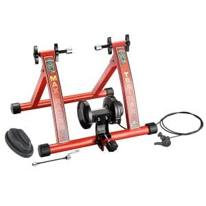 RAD Cycle Products 1113 7 Levels of Resistance Bike Trainer Stand