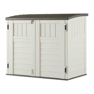 BS Storage Shed