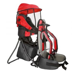 Clevr Cross Country Baby Backpack