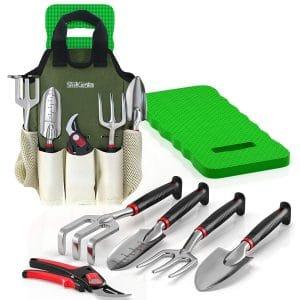 Sleek Garden Tools Set
