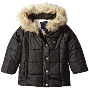 Tommy Hilfiger Baby Girls' Puffer Jacket