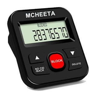 Mcheeta 801 Call Blocker