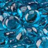 Fire Pit Essentials Blue Fire Glass