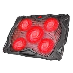 HAVIT 5 Fans Laptop Cooling Pad