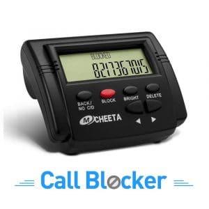 Mcheeta Call Blocker