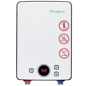 Sio Green electric water heater