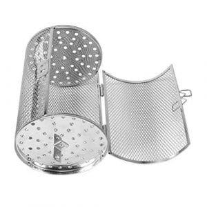 Yosoo Stainless Steel Oven Rotisserie Basket