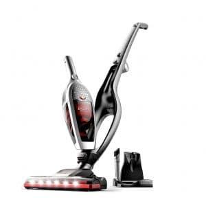 Roomie Tec 2 in 1 Cordless Vacuum Cleaner