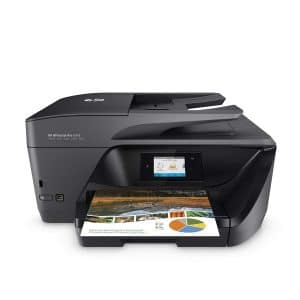HP OfficeJet All-in-One Printer- T0F29A