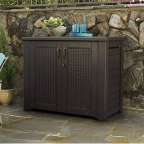 Outdoor Home Design Storage Shed