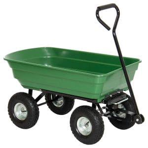 Best Garden Dump Cart