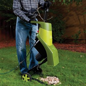 Electric Chipper Shredder
