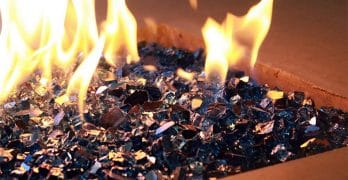 Top 10 Best Premium Fire Glass in 2018 Reviews | Buyer's Guide